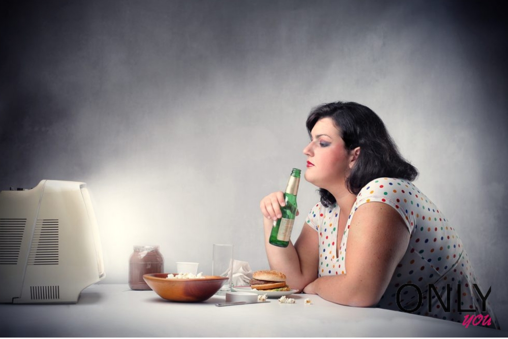 Dlaczego nie wolno jeść przed telewizorem