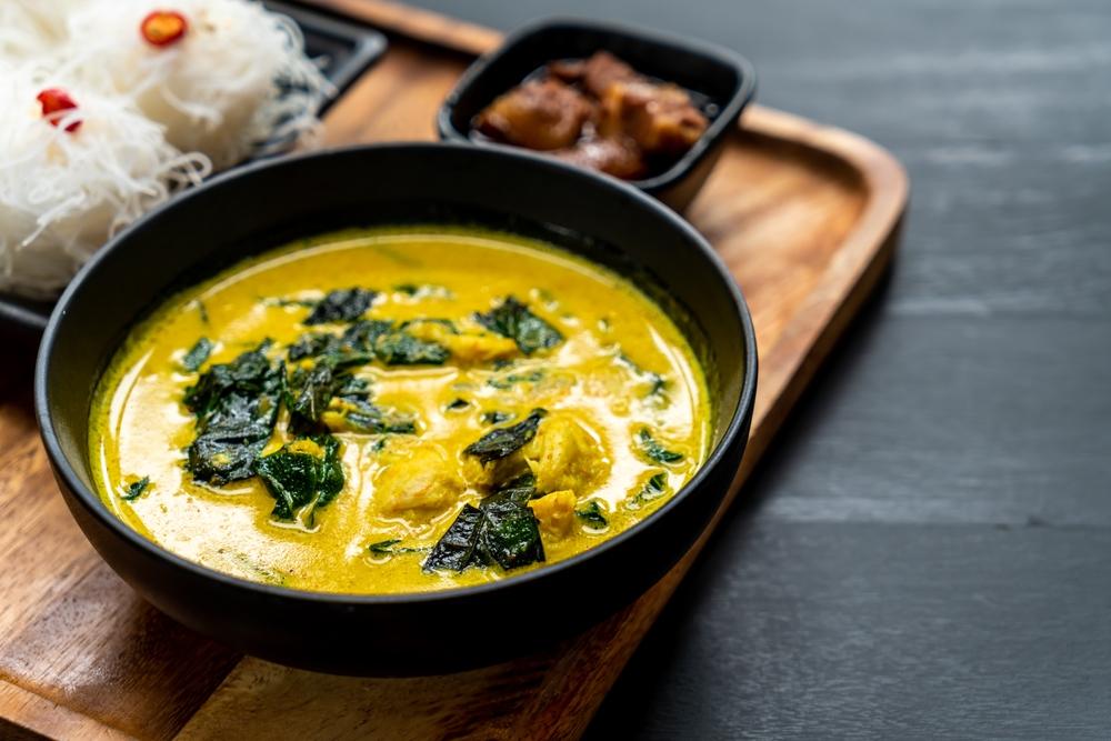 Rozgrzewająca zupa z Afryki
