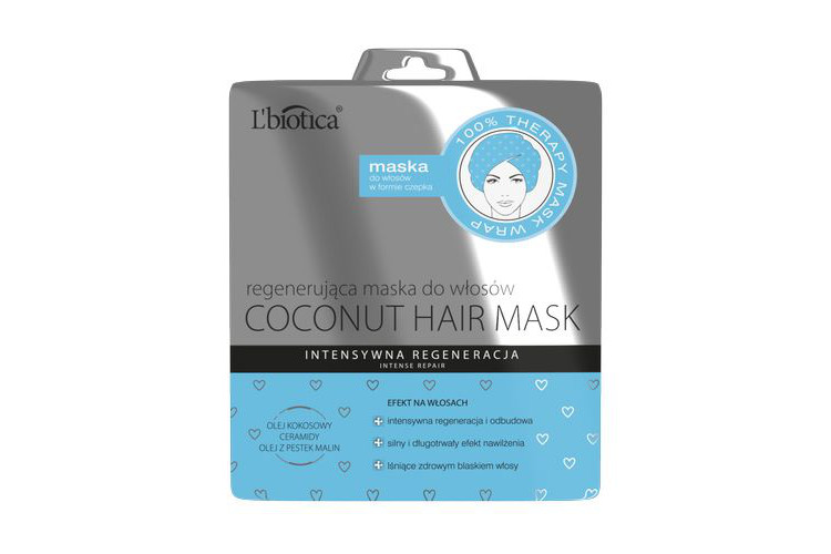 L'biotica Home Spa Coconut Hair Mask
