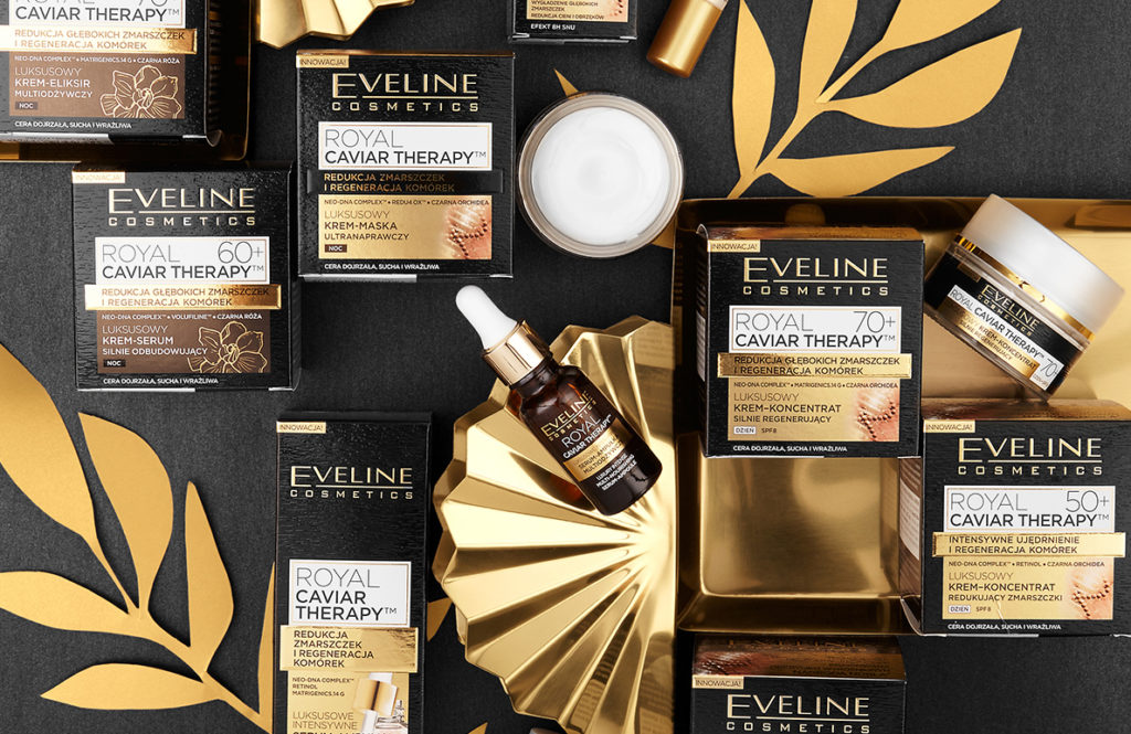 Złoto i kawior – cenne składniki w kosmetykach