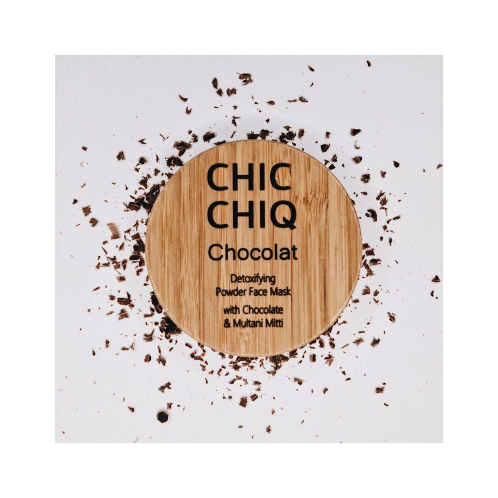 Oczyszczająca maseczka Chic Chiq
