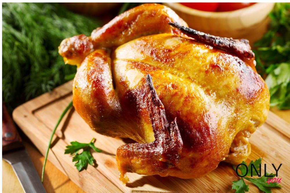 Jak upiec kurczaka z chrupiącą skórką?