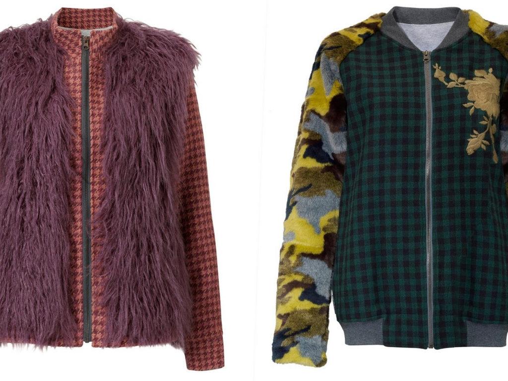 Trend – ubrania z futrem