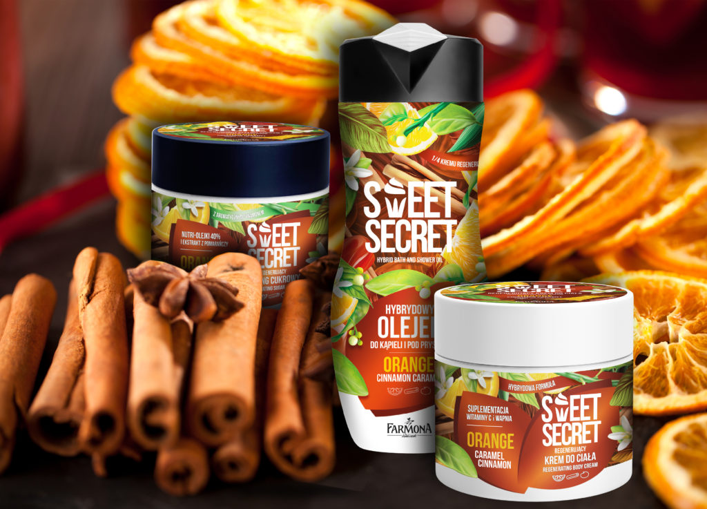 Sweet Secret Orange