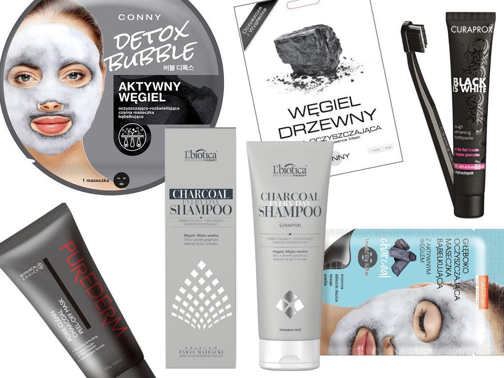 10 świetnych kosmetyków z węglem