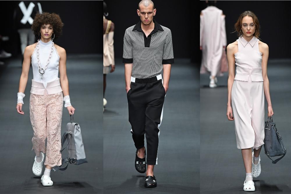 Jak buty Crocs prezentowały się na Berlin Fashion Week