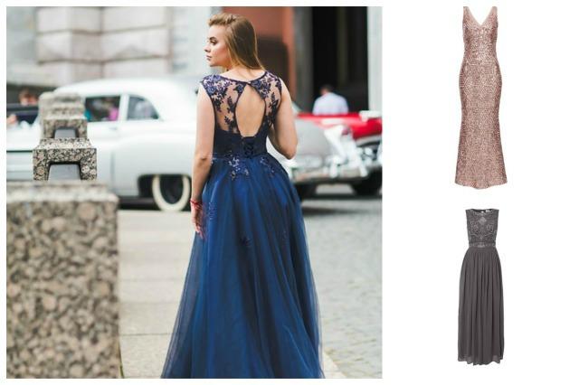 Suknie wieczorowe maxi czy midi? Jak dobrać sukienkę wizytową do okazji?