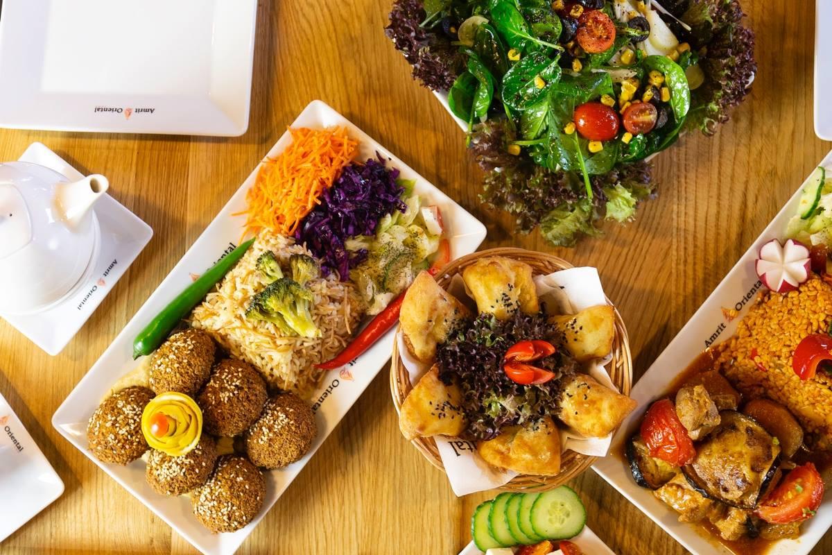 Dla smakoszy kuchni orientalnej – Amrit Oriental Food