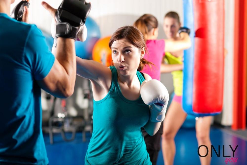 Czy warto trenować boks?