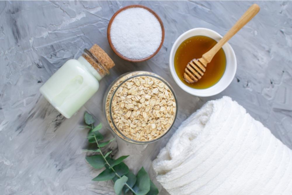 Naturalne kosmetyki z produktów spożywczych