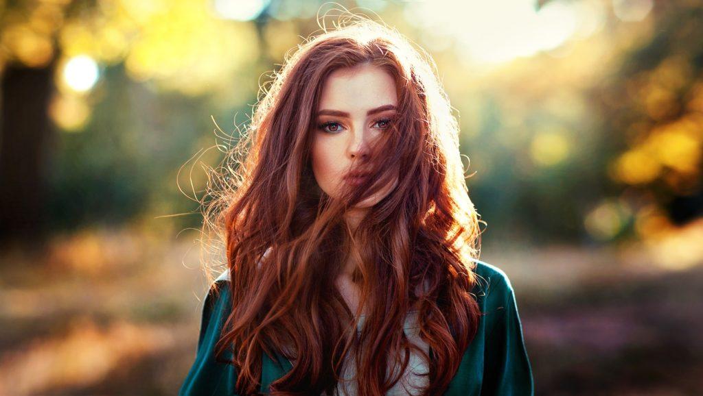 Piękne włosy na wiosnę