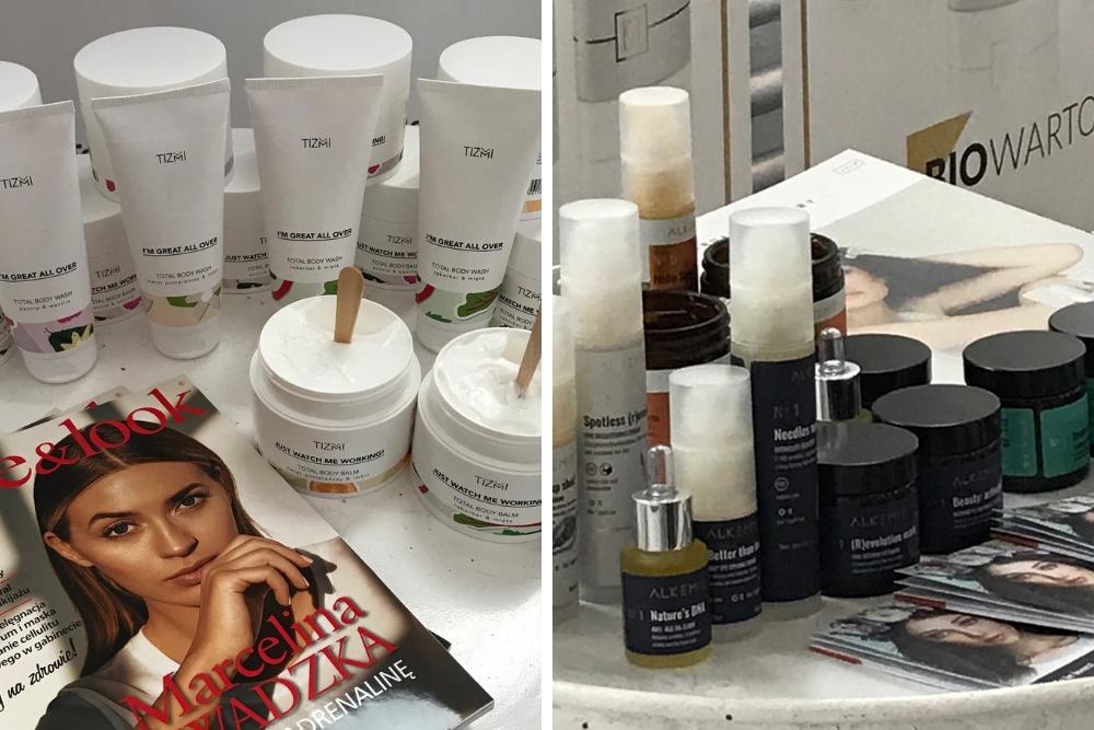 kosmetyki Tizmi oraz Alkemy na spotkaniu Ligi Ambasadorów Face&Look