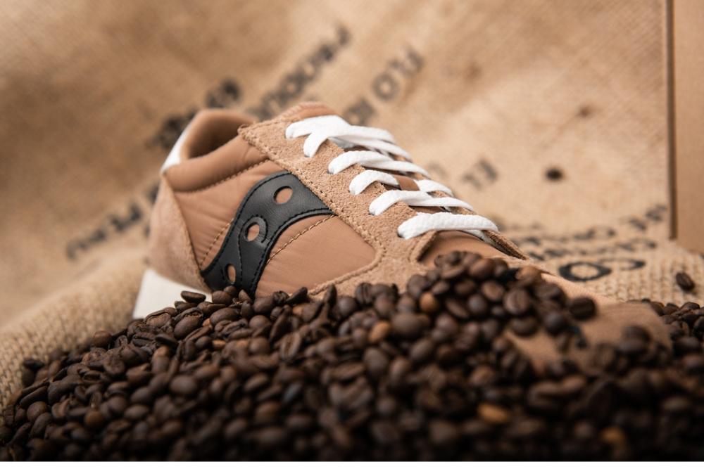 Buty Saucony inspirowane kawą