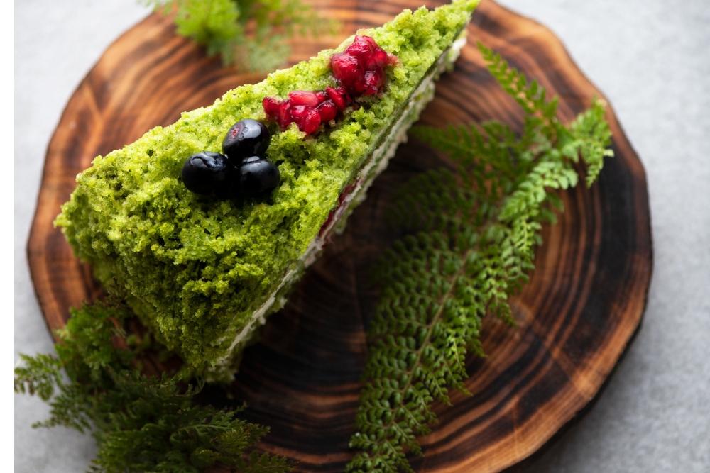 Ciasto szpinakowe