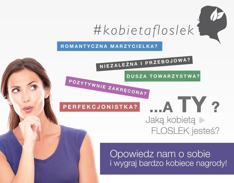 Kim jest #kobietafloslek?