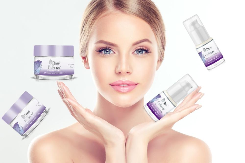 ProRenev Ava – kosmetyki z probiotykami