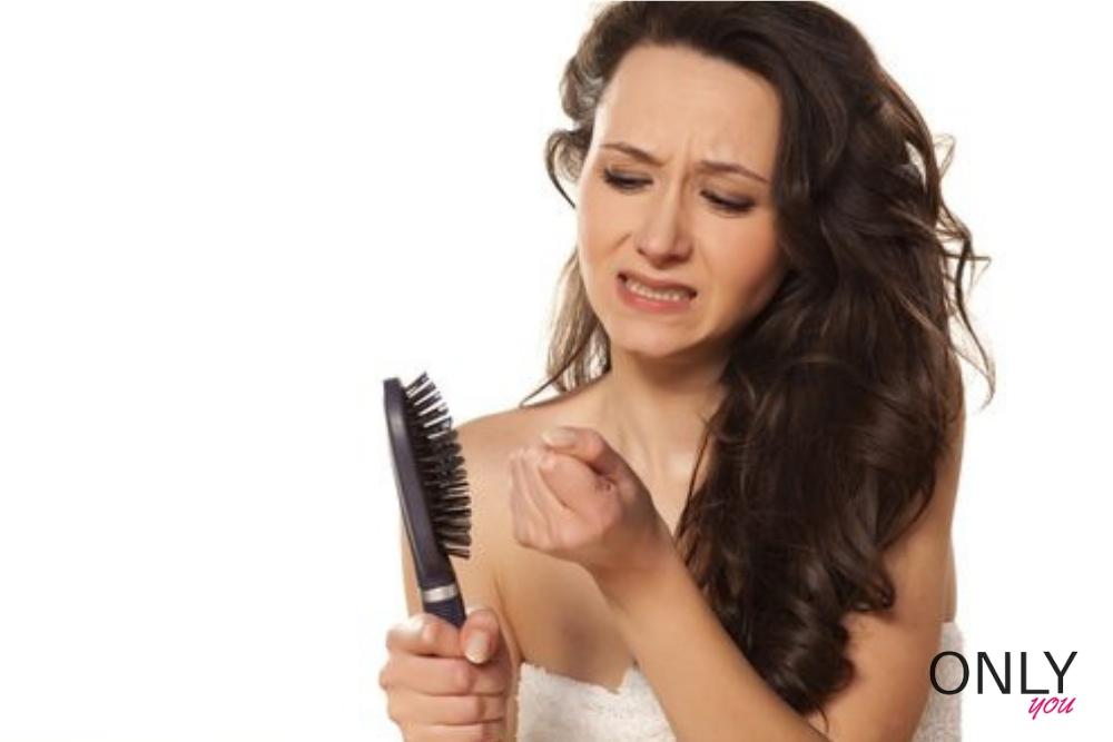 Domowe sposoby na wypadające włosy