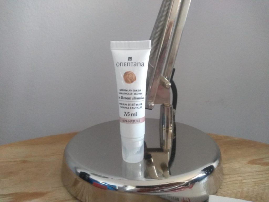 Orientana – preparat na paznokcie