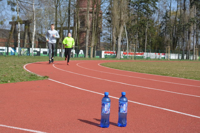 Jeśli biegasz, musisz pić