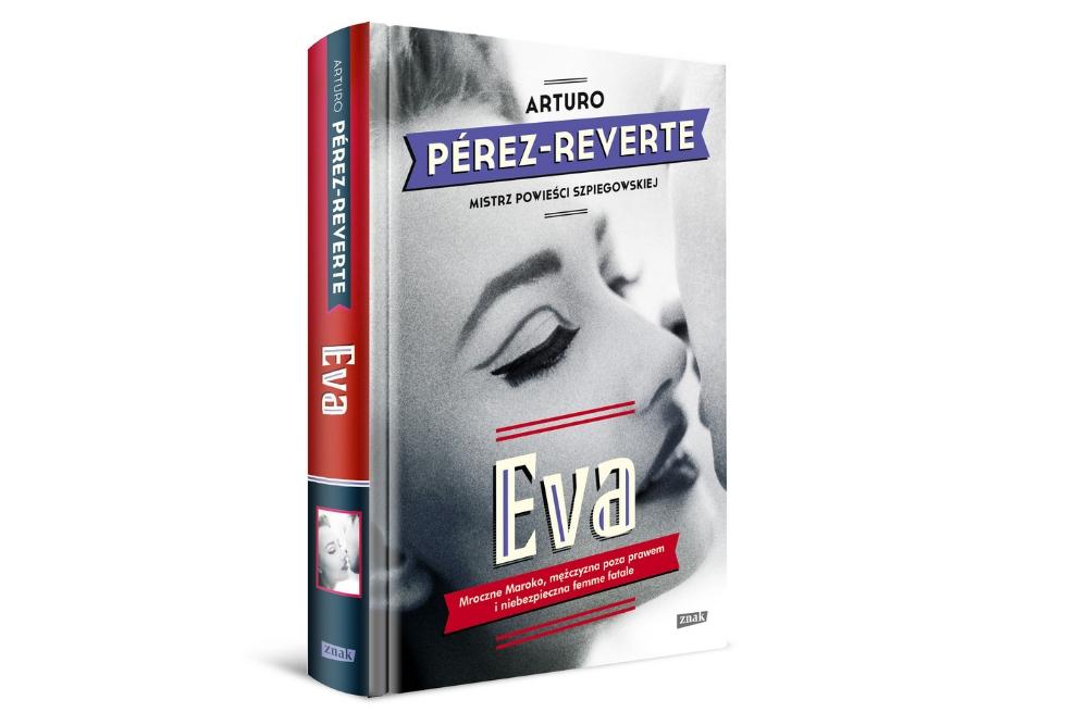 """""""EVA"""" – nowa powieść  Arturo Pérez-Reverte"""