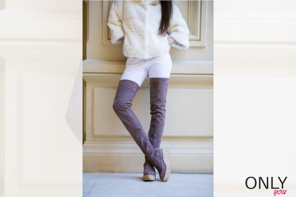 Modne buty – muszkieterki