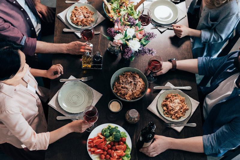 Goście obiadów czwartkowych
