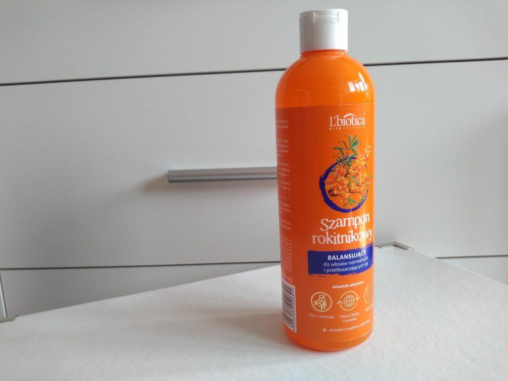 Szampon idealny do włosów przetłuszczających się