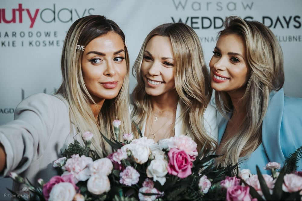 Gwiazdy ambasadorkami targów Beauty Days i Wedding Days!