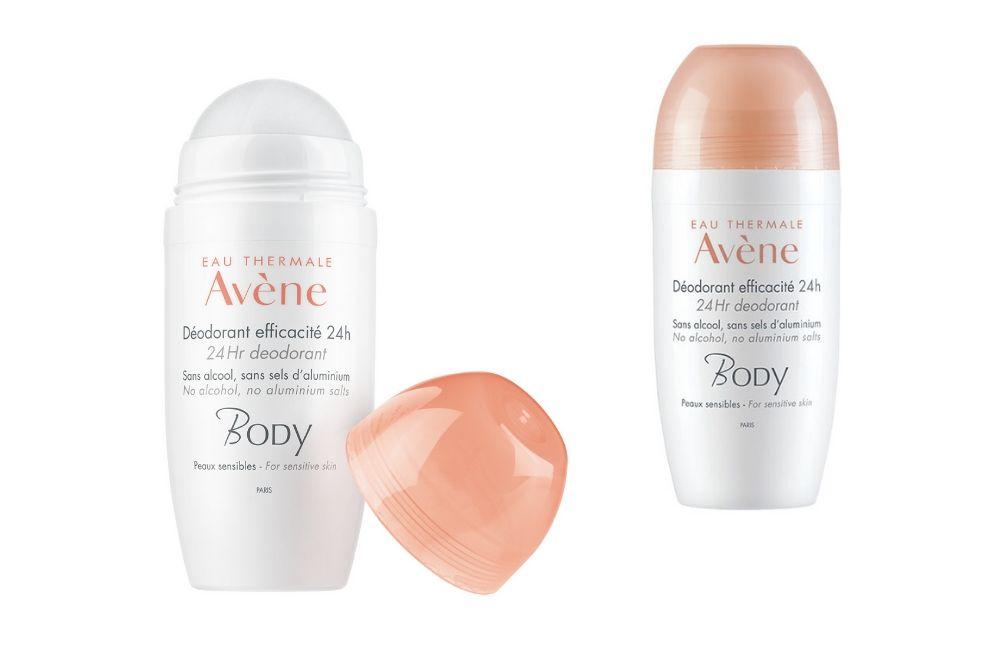 Body dezodorant 24H od AVÈNE