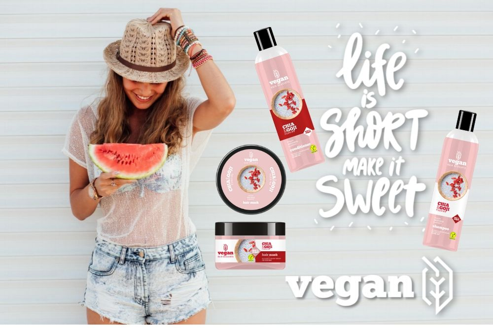 Coś dla wegan – Vegan Skin Desserts Chia&Goi