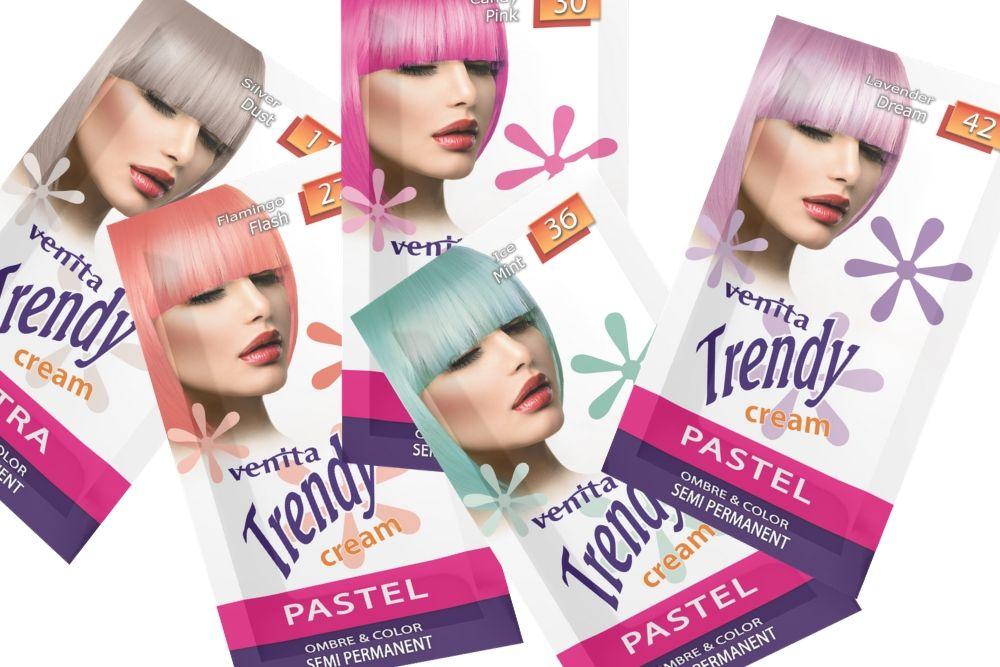Trendy Cream