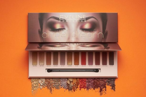 ANGEL DREAM – nowa paletka Eveline Cosmetics!