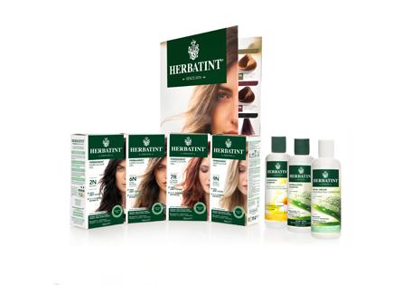 Herbatint – naturalne preparaty do koloryzacji włosów