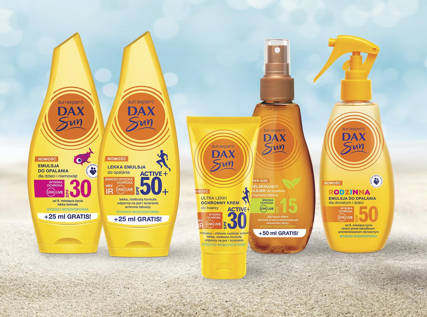 Ochrona od Dax Cosmetics
