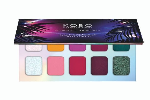 Nowa paleta cieni KOBO PROFESSIONAL