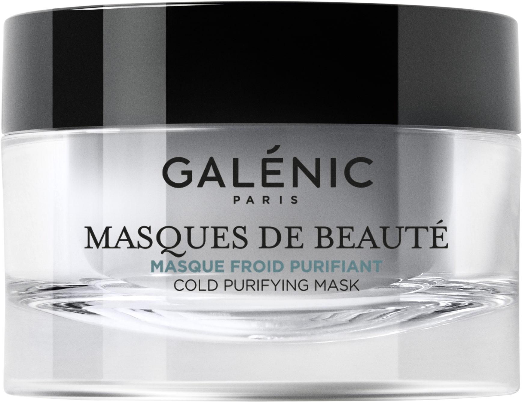 Maski do twarzy od GALÉNIC