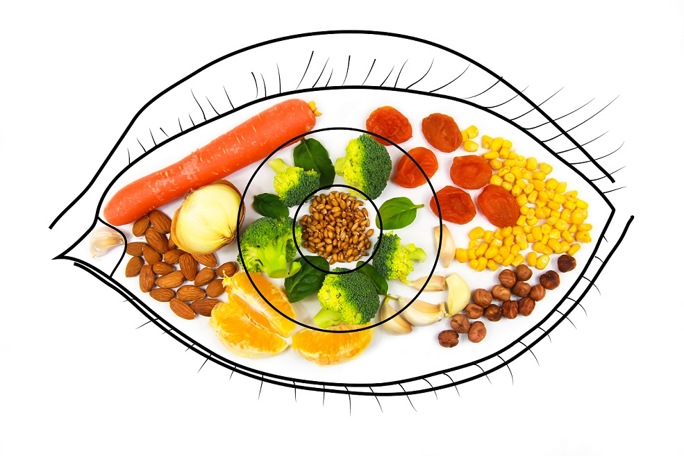 Dieta, która poprawia wzrok