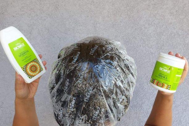 Biovax Konopie – szampon i maska do włosów