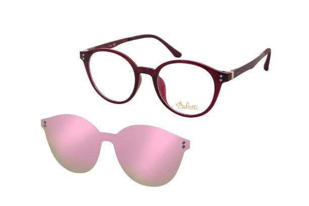 okulary clip on Belutti