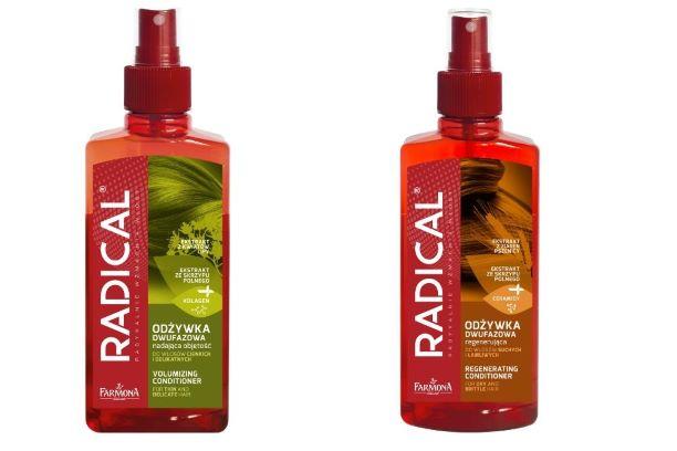 Mgiełki RADICAL® – sposób na piękne włosy!