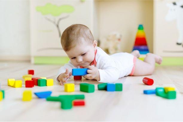 Co potrafi dziecko w czwartym miesiącu życia?