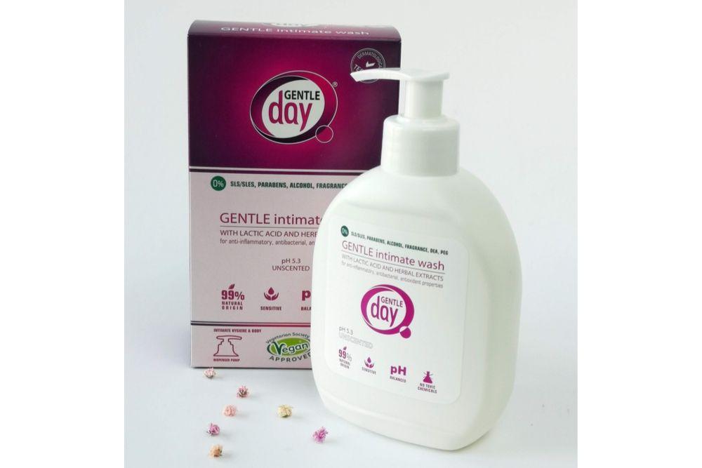 Delikatny płyn do higieny intymnej Gentle Day®