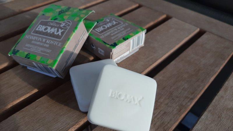 Szampon w kostce Biovax Botanic