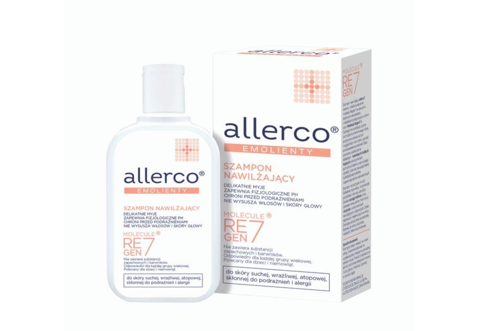 Szampon nawilżający allerco®