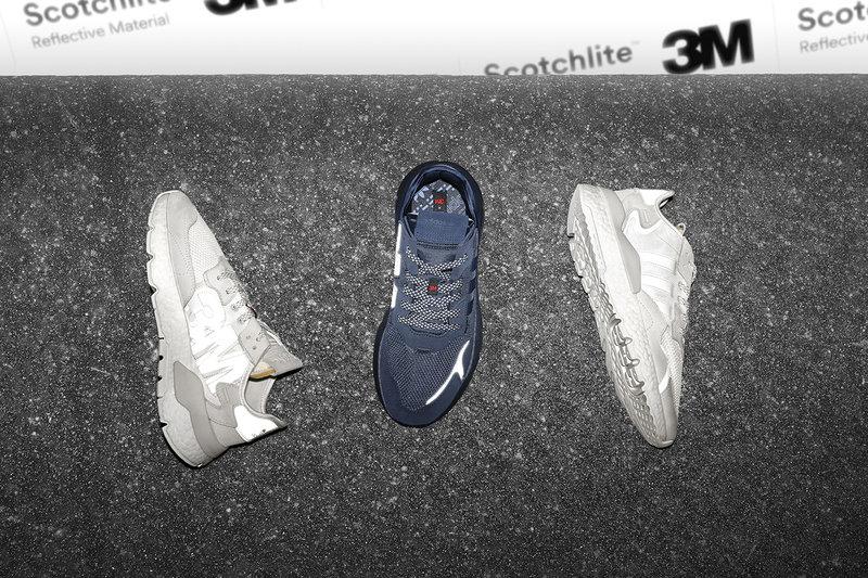 Adidas Originals i technologia 3M