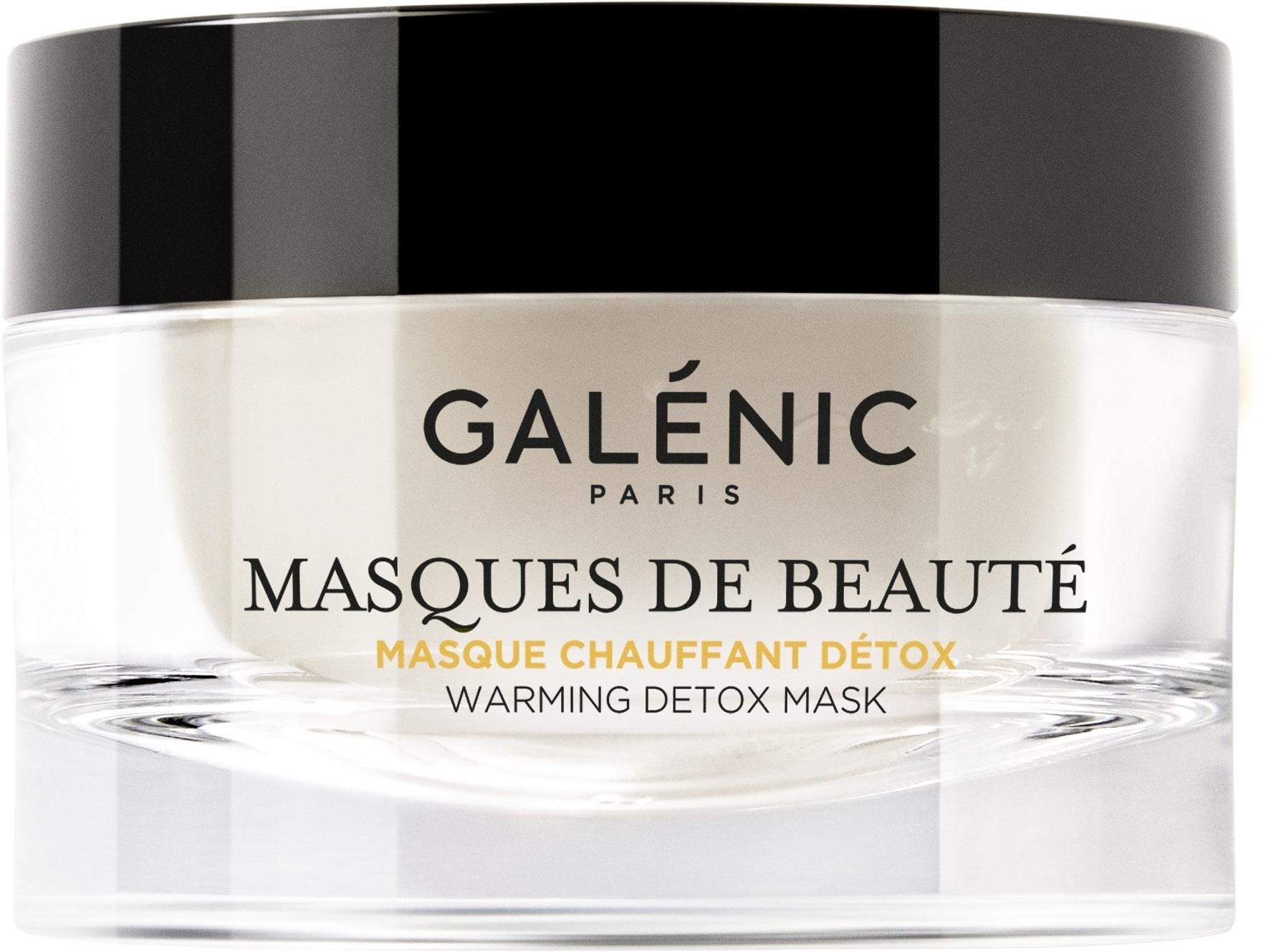 Rozgrzewająca maska GALÉNIC