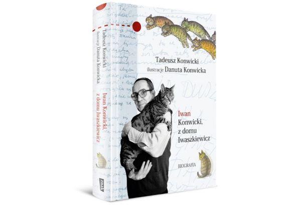 Iwan Konwicki, z domu Iwaszkiewicz. Biografia.