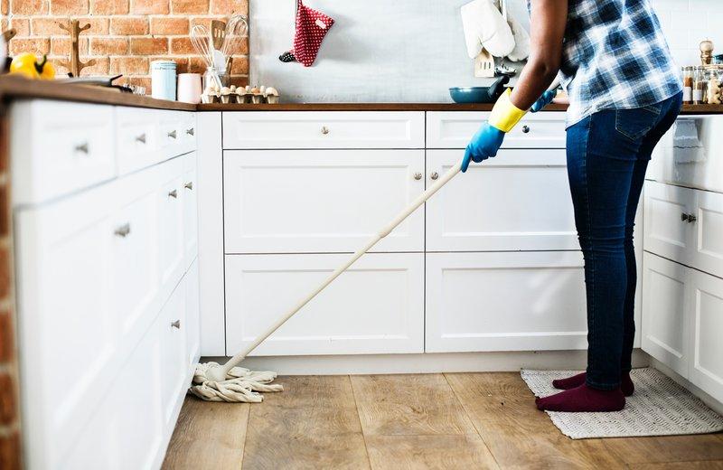 Efektywne sprzątanie po remoncie