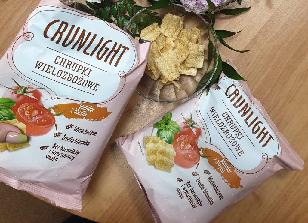 Crunlight – zdrowa przekąska