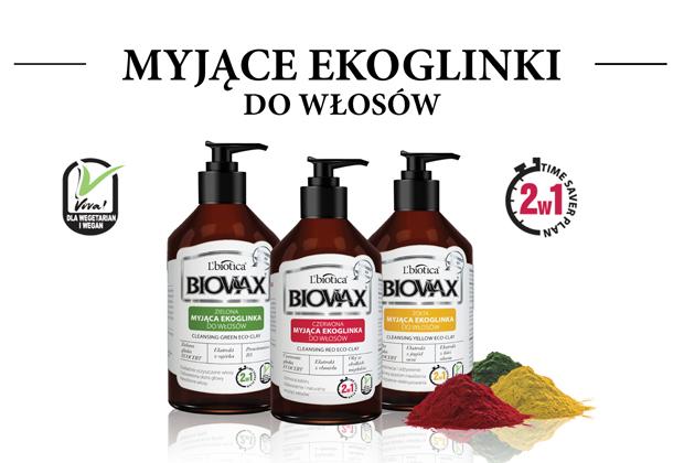 Wegańske glinki do mycia włosów